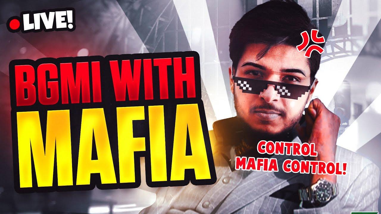 Thara bhai Mafia || BGMI LIVE  || !vote !insta