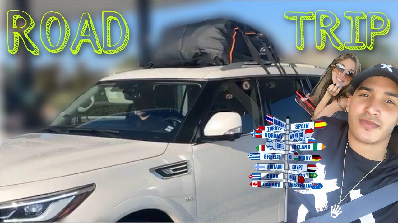 NOS FUIMOS A OTRO ESTADO !!! road trip 🚗