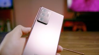 Galaxy Note 20 Ultra Review: Is it worth $1,300?