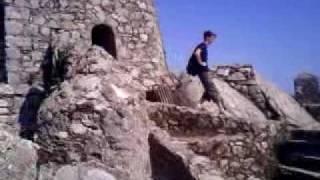 Castelo dos Mouros - Alcáçova