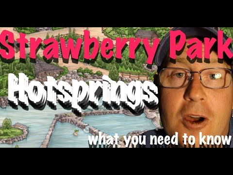 Strawberry Park Hotsprings - What you need to know