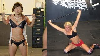 TOP 50 CROSSFIT FAILS - CRAZY BARBELL PEOPLE!