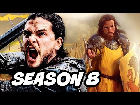 Game Of Thrones Season 8 New Cast Characters Breakdown