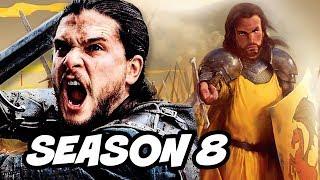 Game Of Thrones Season 8 New Cast Characters Breakdown