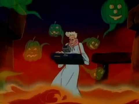 The Real Ghostbusters The Halloween Song