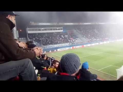 Zlín x København - Evropská liga (Andrův stadion Olomouc)