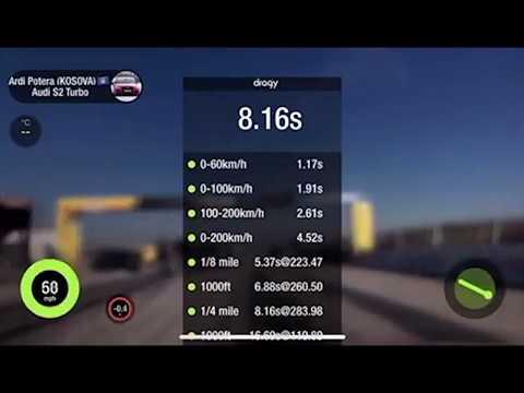 Boostlogic GTR  Vs KONOPEK Audi S2 Quarter Mile Pass (testing) GOGI Racing Vs Vis Kosova