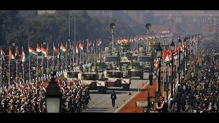 Indian Army Hell March 2017 ((Latest)) Republic Day Parade India