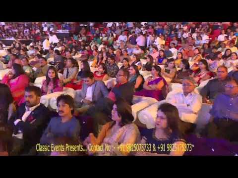 Classic Events Rajkot Presentation, Javed Ali & Group