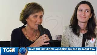 SAVE THE CHILDREN, ALLARME SCUOLE IN SARDEGNA