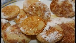 Юлия Высоцкая — Голландские пончики Пофферчес
