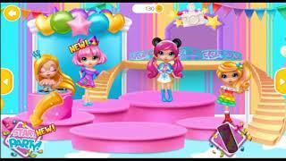 Party Popteenies Surprise - Rainbow Pop Fiesta - Play Fun Games For Girls