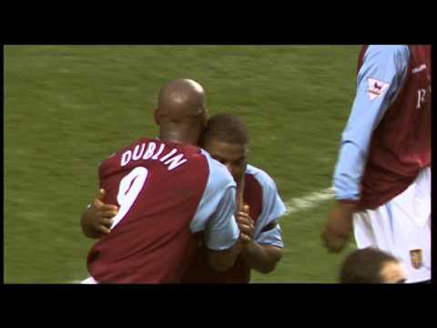 Dion Dublin's over-head kick against Southampton