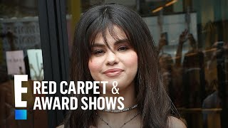 selena gomez talks new music ending human trafficking e red carpet live events