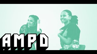 Rico Nasty x Little Bacon Bear [Exclusive Interview] | AMPD