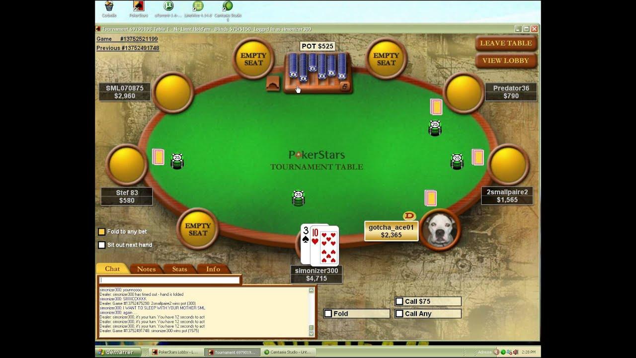 Poker A Quebec