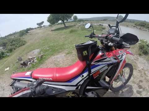 Honda CRF250 Rally & CRF250L için uzun yol sele modifikasyonu