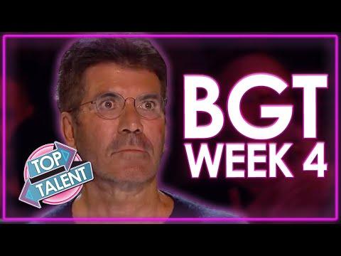 Britain's Got Talent 2020 Auditions!   WEEK 4   Top Talent