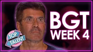 Britain's Got Talent 2020 Auditions! | WEEK 4 | Top Talent