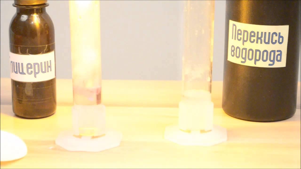 Опыты с натрием. Химический фейерверк/Experiments with sodium. Chemical fireworks