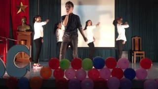 [MuC][FTU3] - Gạt Đi Nước Mắt - Trình bày: Đỗ Tuấn Hiệp & Đội nhảy