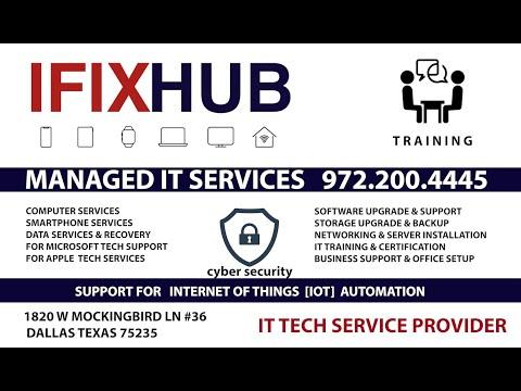 computer-repair-service-dallas-texas -managed-it-tech-services- -ifixhub-dallas-972-200-4445