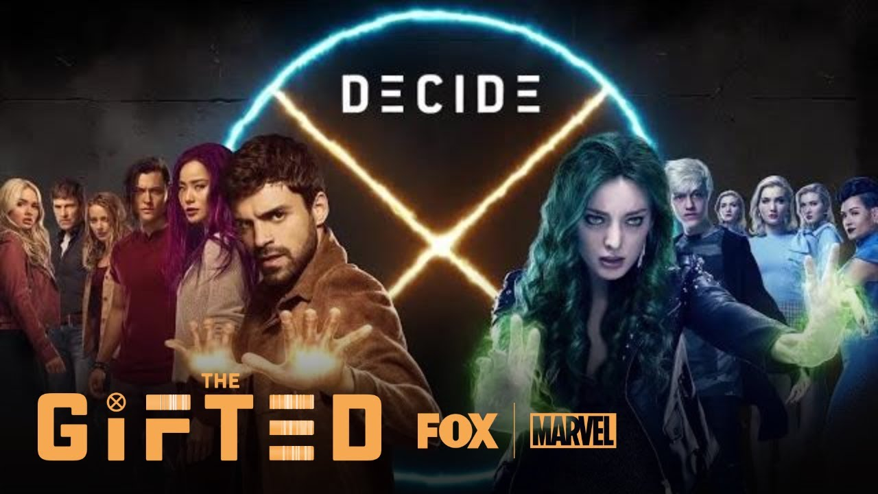 Pick a Side & Take a Stand With the New The Gifted Season 2