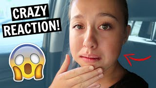 GABRIELLE GOT HER WISDOM TEETH REMOVED! *EMOTIONAL*