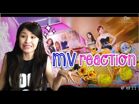 MV Reaction: Girls' Generation / SNSD (소녀시대) - You Think