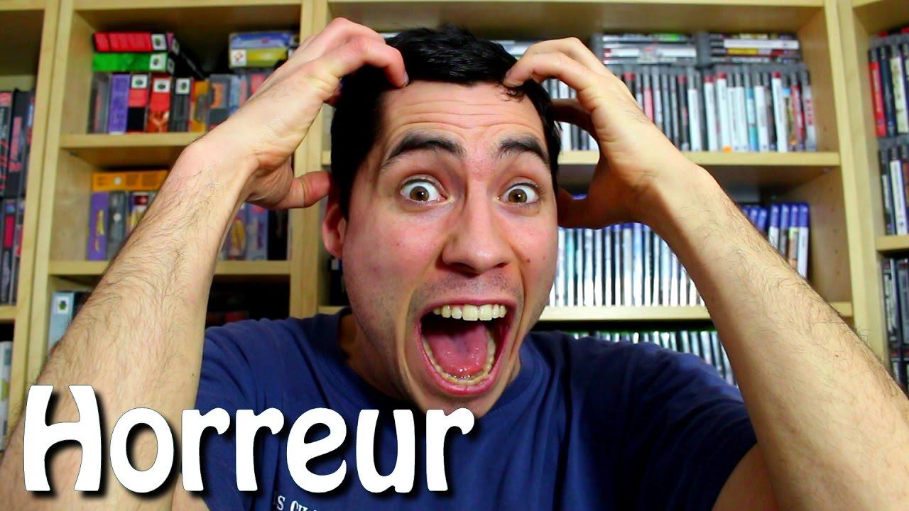 6 jeux d 39 horreur faire absolument youtube - Jeux d oreure ...