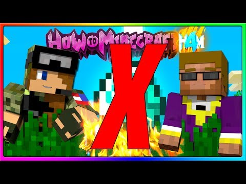 Minecraft - WE'RE BETTING EVERYTHING! | Episode 32 of H4M (How to Minecraft Season 4)