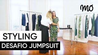 Gabriela Pinheiro: Desafio Jumpsuit: 1 peça ou 2?
