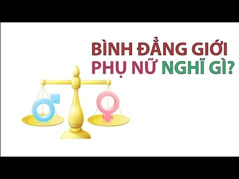 Ngày Quốc tế phụ nữ 8.3, phụ nữ nghĩ gì về bình đẳng giới?