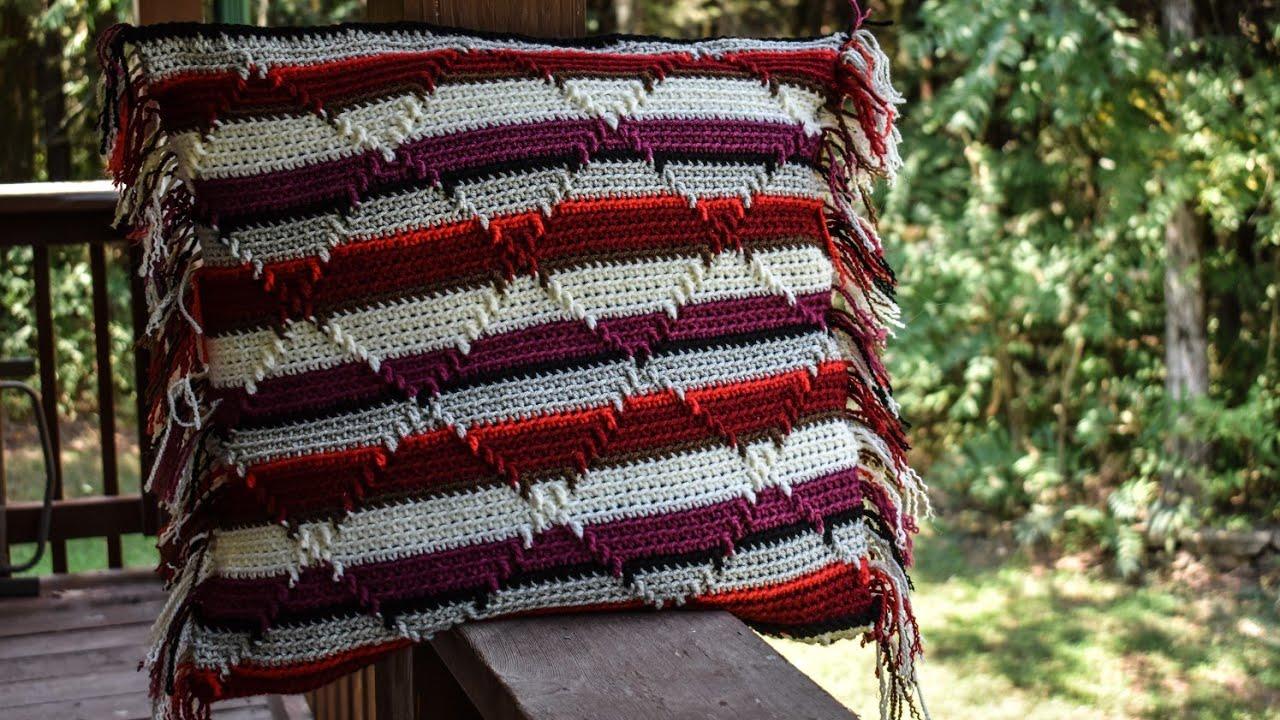 See Correction In Description Navajo Indian Diamond Crochet