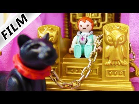 Playmobil Film deutsch | BÖSE PRINZESSIN EMMA - keine Gnade für Julian | Kinderserie Familie Vogel