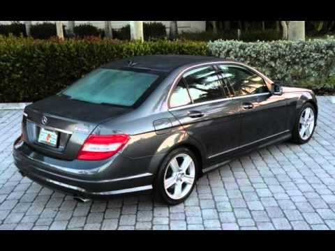 2010 mercedes benz c300 sport 4matic ft myers fl for sale for Mercedes benz c300 sport for sale