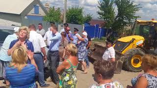 Водный бунт в Поливановке. Жители поверили обещаниям коммунальщиков