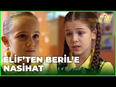 Elif, Beril'i Uyarıyor! - Elif Dizisi 391. Bölüm