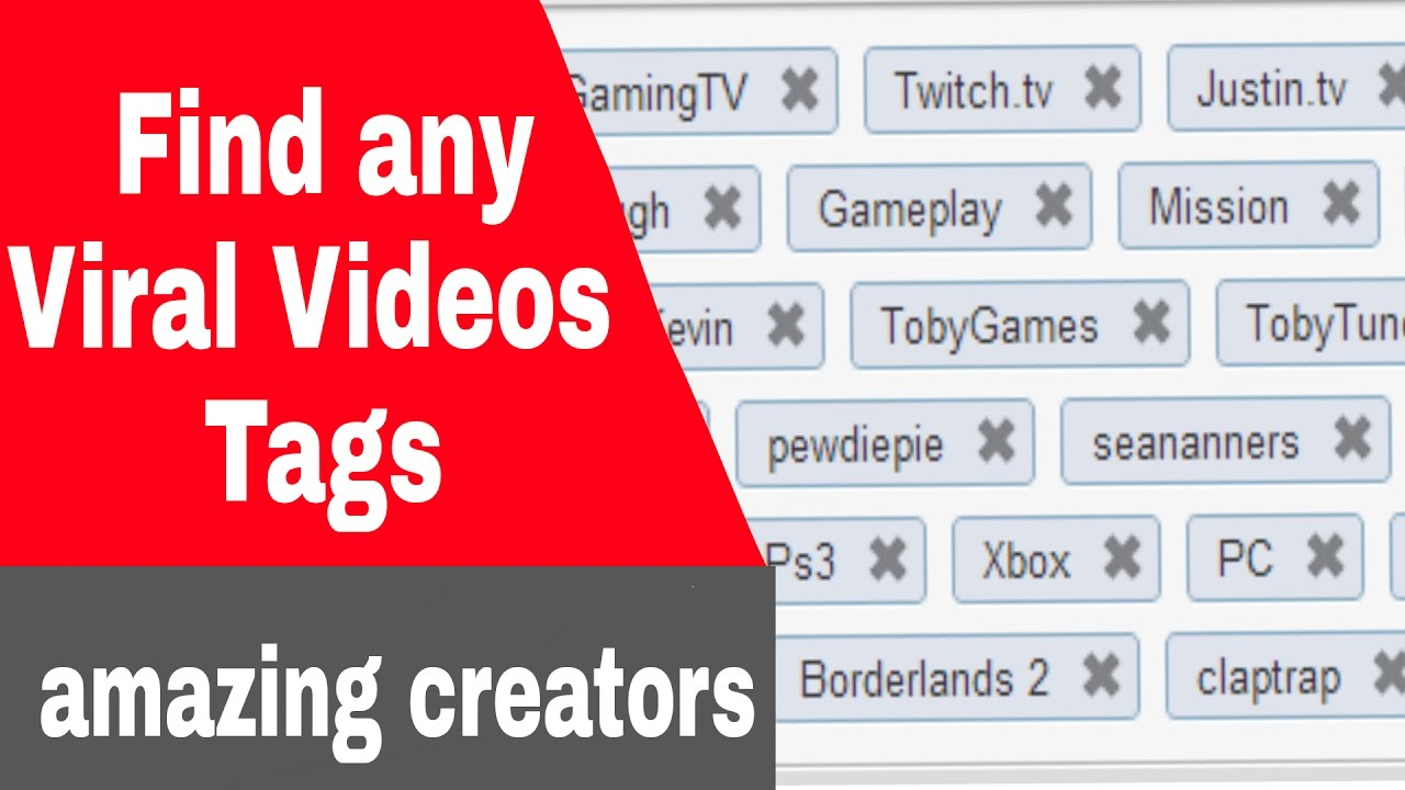 How to find the tags of any youtube viral videos (Keyword Research) | You  tube SEO |