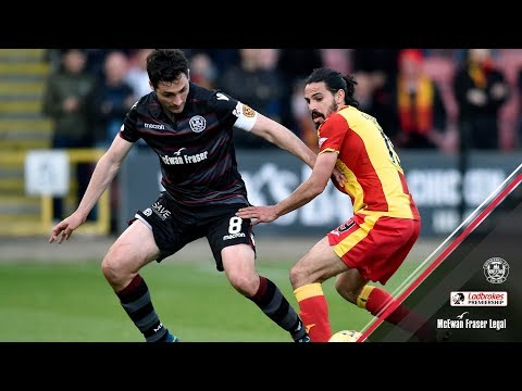HIGHLIGHTS | Partick Thistle 0 1 Motherwell