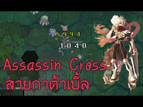Ragnarok HiClass : แนวทางการเล่น Assassin Cross สายกาต้าเบิ้ล แรงหน้าสั่น