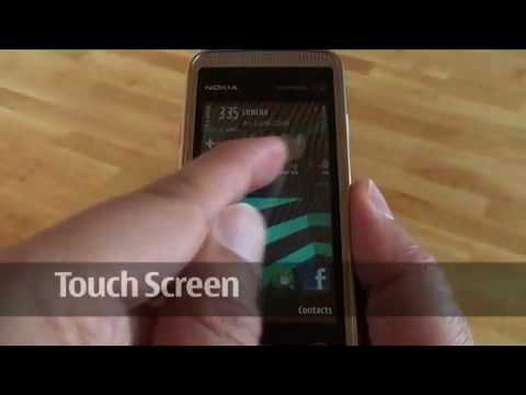 Nokia 5530 XpressMusic - Video Preview