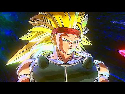 Dragon Ball XENOVERSE 2 SECRET MISSION SSJ3 Bardock & Future Gohan Gameplay (PS4)