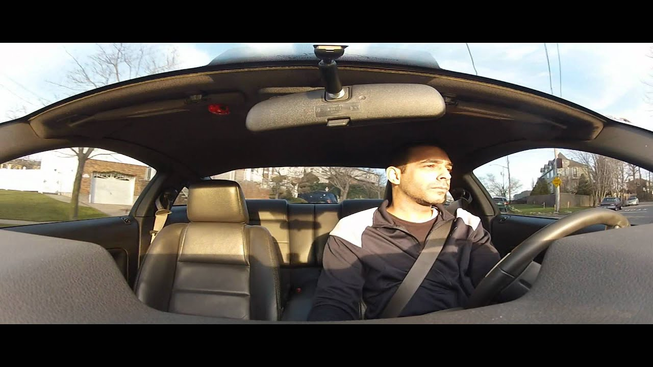 gopro hero 2 inside car mount test youtube. Black Bedroom Furniture Sets. Home Design Ideas