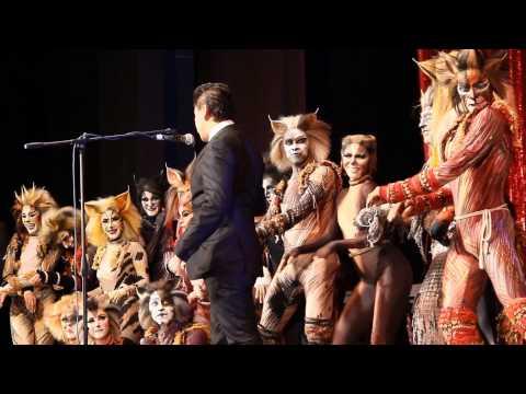CATS México el musical producida por Gerardo Quiroz recibe premios por la ACPTmusical del año