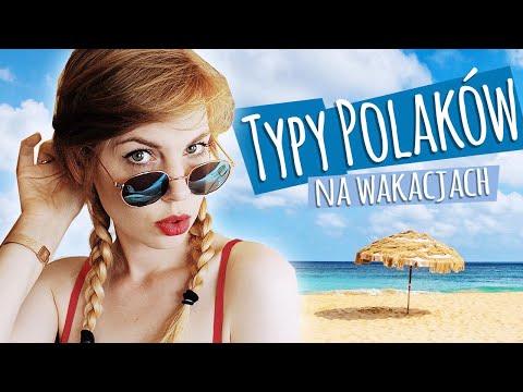 Typy Polaków na wakacjach 🌴