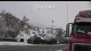 USA. Idaho. Our way to Chicago. Episode 2. Вторая часть нашего путешествия по США. / Видео
