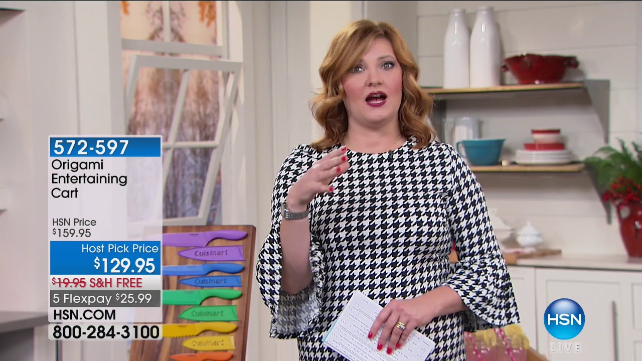 HSN | Robin Wall's Holiday Host Picks 10 14 2017 - 09 AM