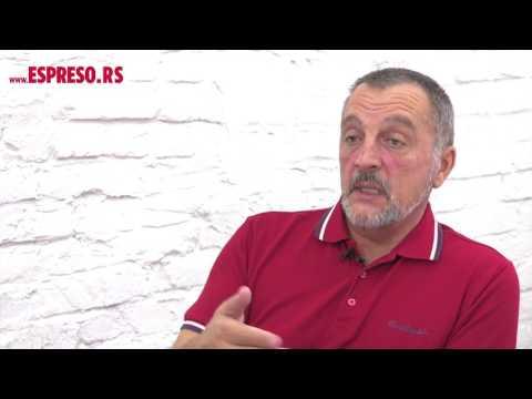 ESPRESO INTERVJU: Zoran Živković