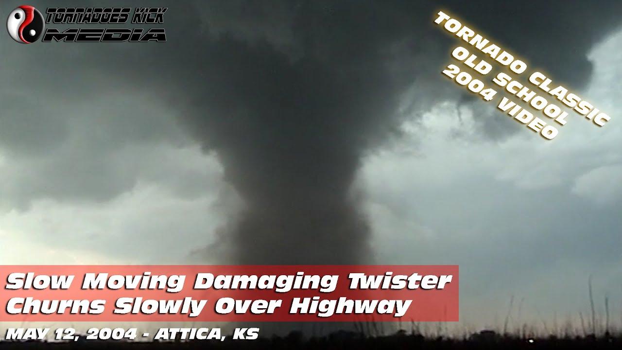 Kansas harper county attica - 05 12 2004 Attica Ks Damaging F 2 Tornado
